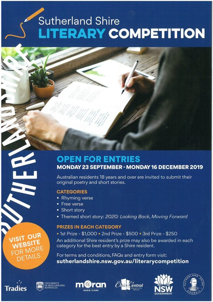 Sutherland Shire Literary Competition